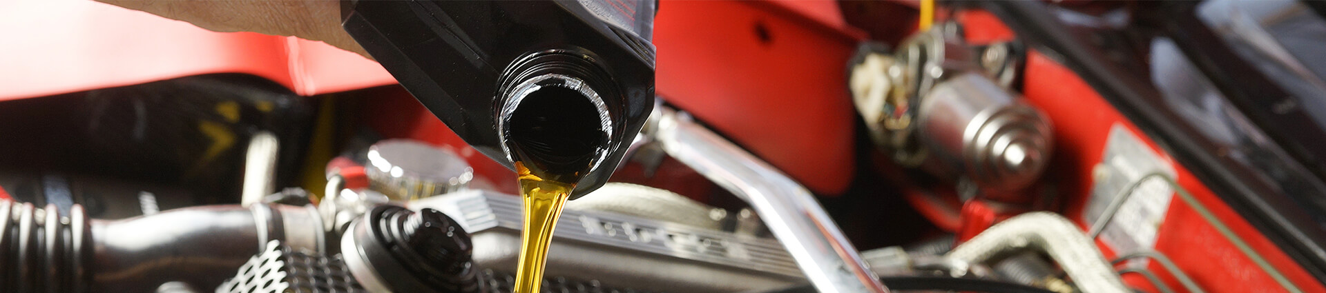 $9.99 Standard Oil Change Page Banner